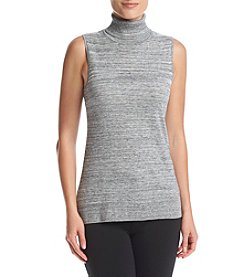 Calvin Klein Racerback Turtleneck Sweater
