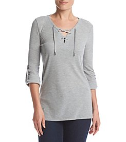MICHAEL Michael Kors® Lace Up Tunic