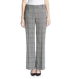Anne Klein® Wide Leg Trouser