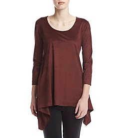 Chelsea & Theodore® Scoop Neck Top