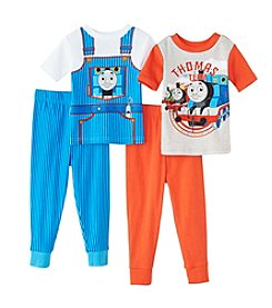 Thomas & Friends Boys' 2T-4T 4-Piece Thomas & Team Set
