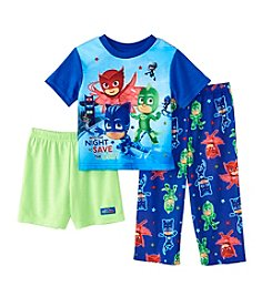 Nickelodeon® Boys' 2T-4T 3-Piece Masks Night Save Day Set