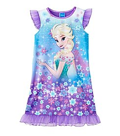 Disney® Girls' 4-8 Cosmic Frozen Fever Gown