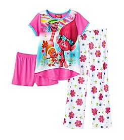 DreamWorks Trolls™ Baby Girls' 3-Piece Trolls Poppy & Friends Set