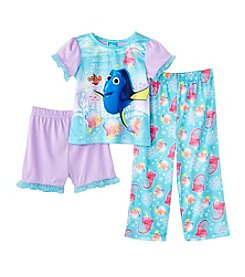 Disney® Finding Dory™ Girls' 2T-4T 3-Piece Best Friends Set