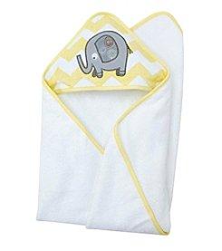 Cuddle Bear® Neutral Hooded Towel
