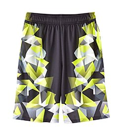 Exertek® Boys' 8-20 Placed Printed Shorts