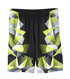 Exertek® Boys' 2T-7 Placed Printed Shorts