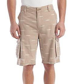 Ruff Hewn Men's Ikat Cargo Shorts