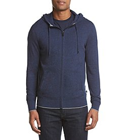 Michael Kors® Men's Marled Full Zip Hooded Sweatshirt