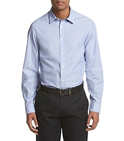 Michael Kors® Men's Tailored Fit Milford Dobby Long Sleeve Button Down Shirt
