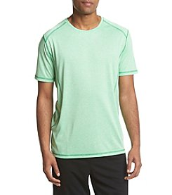 Exertek® Men's Short Sleeve Space Dye Tee