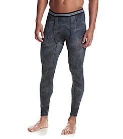 Exertek® Men's Printed Base Layer Pants