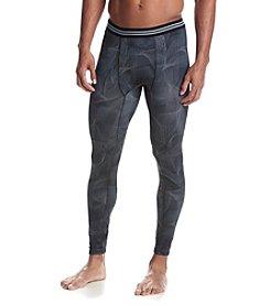Exertek® Men's Printed Base Layer Pants