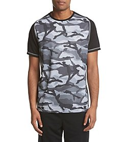 Exertek® Men's Short Sleeve Printed Camo Tee