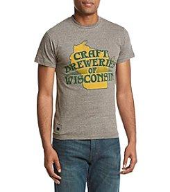 Brew City Brand Men's Craft Breweries Short Sleeve Tee