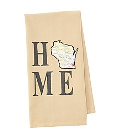 Taylor & Coultas Wisconsin Home Towel