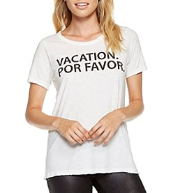 Chaser® Vacation Por Favor Tee
