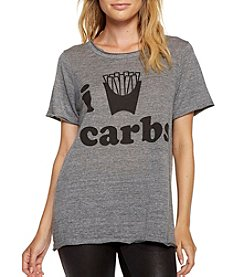 Chaser® I Love Carbs Tee