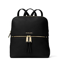 MICHAEL Michael Kors® Rhea Zip Medium Slim Back Pack