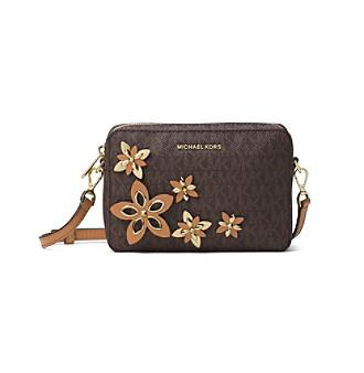 MICHAEL Michael Kors® Flowers Pouches Medium Camera Bag