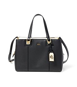 Lauren Ralph Lauren® Medium Regent Leather Satchel