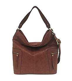 GAL Hobo With Detachable Crossbody Strap