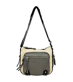 GAL Multi Zip Pocket Crossbody