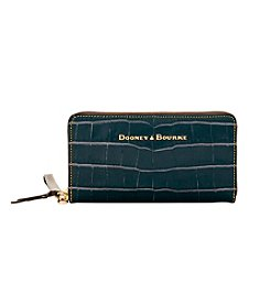 Dooney & Bourke® Large Zip Around Wristlet