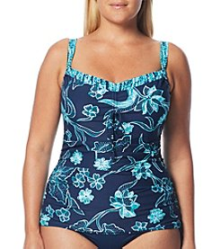 Beach House Plus Size Taylor Underwire Tankini