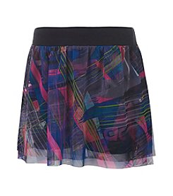 adidas® Girls' 2T-6X Printed Skort