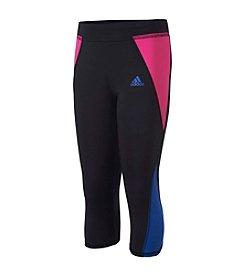 adidas® Girls' 2T-6X Capri Tight