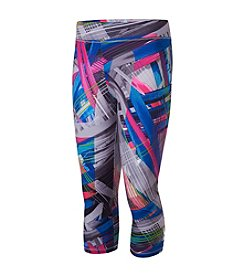 adidas® Girls' 2T-14 Capri Leggings