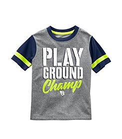 OshKosh B'Gosh® Boys' 2T-4T Short Sleeve Playground Champ Tee