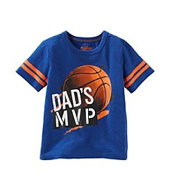 OshKosh B'Gosh® Boys' 2T-4T Short Sleeve Dads MVP Tee