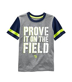 OshKosh B'Gosh® Boys' 4-7 Short Sleeve Prove It Tee