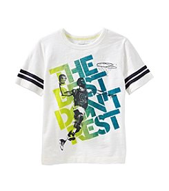 OshKosh B'Gosh® Boys' 4-7 Short Sleeve Don't Rest Tee