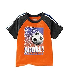 OshKosh B'Gosh® Boys' 2T-7 Short Sleeve Score! Tee