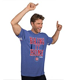 G-III MLB® Chicago Cubs Men's Primetime Hands High Tee
