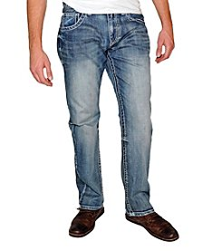 Earl Jean® Men's Dominic Straight Fit Jeans