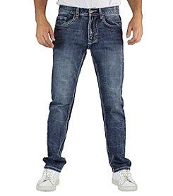 Earl Jean® Men's Camden Slim Straight Fit Jeans