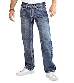 Earl Jean® Men's Garfield Straight Fit Jeans