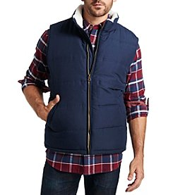 Weatherproof® Men's Sherpa Lined Vest
