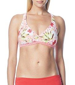 Beach House® Kirsten Cross Back Bikini Top
