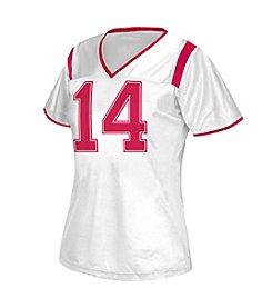 J. America® NCAA® Ohio State Buckeyes Women's Mesh Jersey