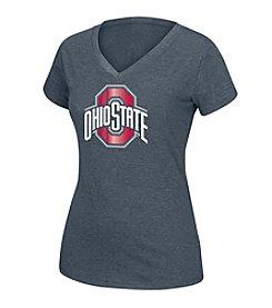 J. America® NCAA® Ohio State Buckeyes Women's Single Dye Tee