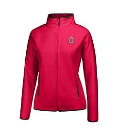 J. America® NCAA® Ohio State Buckeyes Women's Full Zip Jacket