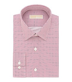 MICHAEL Michael Kors® Men's Slim Fit Spread Collar Dress Shirt
