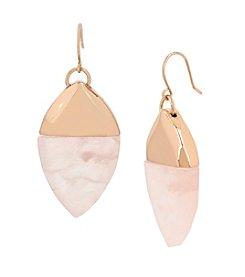 Kenneth Cole® Stone Drop Earrings
