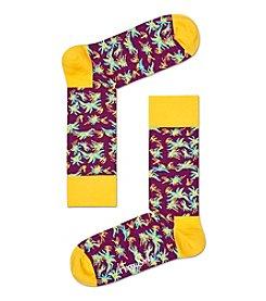 Happy Socks® Aloha Print Socks